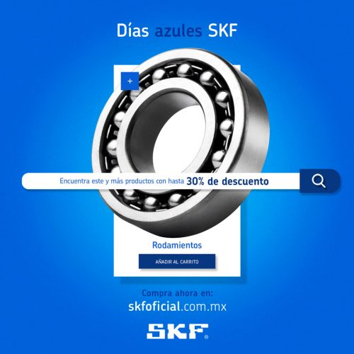 Días Azules SKF - Julio 2021